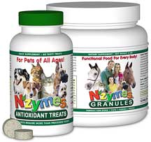 Nzymes - Dietary Enzymes (chewable or granular)