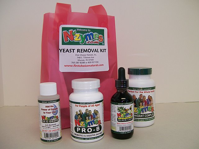 Kit #31 - Nzymes Immune Support Kit - for Humans